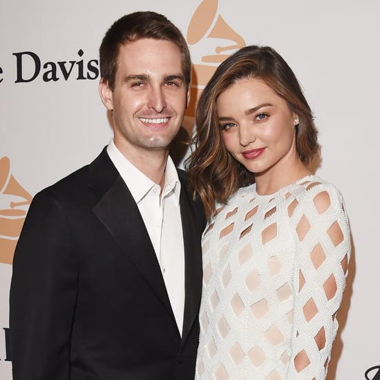 Miranda Kerr Engaged to Evan Spiegel