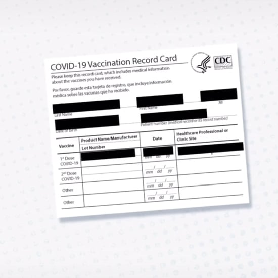 Here's Why You Shouldn't Post Your COVID-19 Vaccine Card