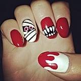 Fanged Fingers