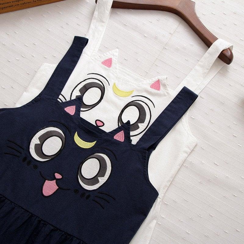 Luna and Artemis Sailor Moon Dress ($40)