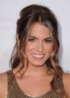 Nikki Reed's Foxy Brown Makeup Look at the 2010 Teen Vogue Young Hollywood Party
