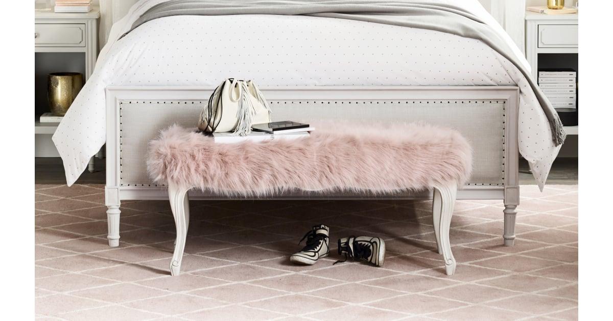 Rh Bedroom Bench