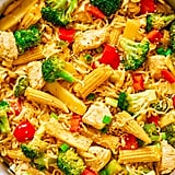 15-Minute Chicken, Vegetable, and Ramen Noodle Stir-Fry
