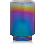 Iridescent Glass Vase