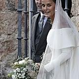 Lady Charlotte Wellesley and Alejandro Santo Domingo