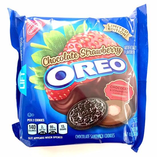 Chocolate Strawberry Oreos Review
