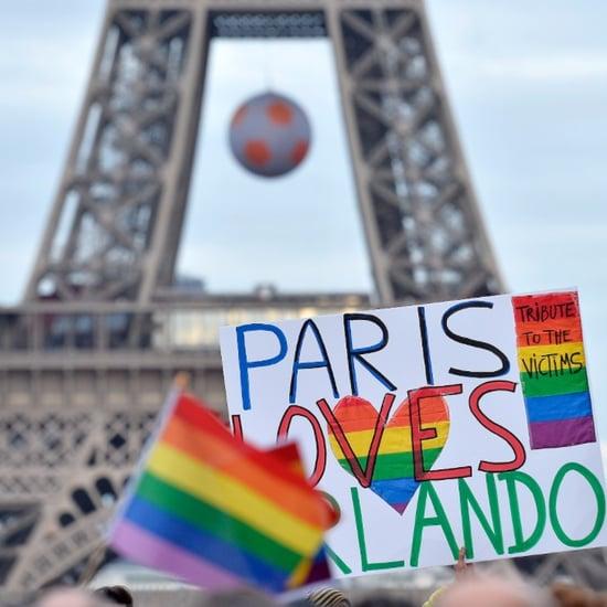 World Mourns Orlando Tragedy