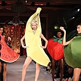 Charlotte Even Brought the Fruit From Carmen Miranda's Iconic Headpiece to Life For the Finale