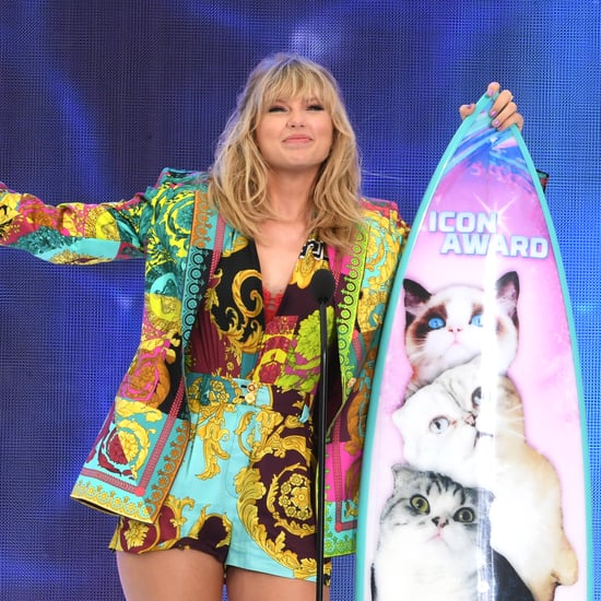 Taylor Swift Speech at Teen Choice Awards 2019 Video