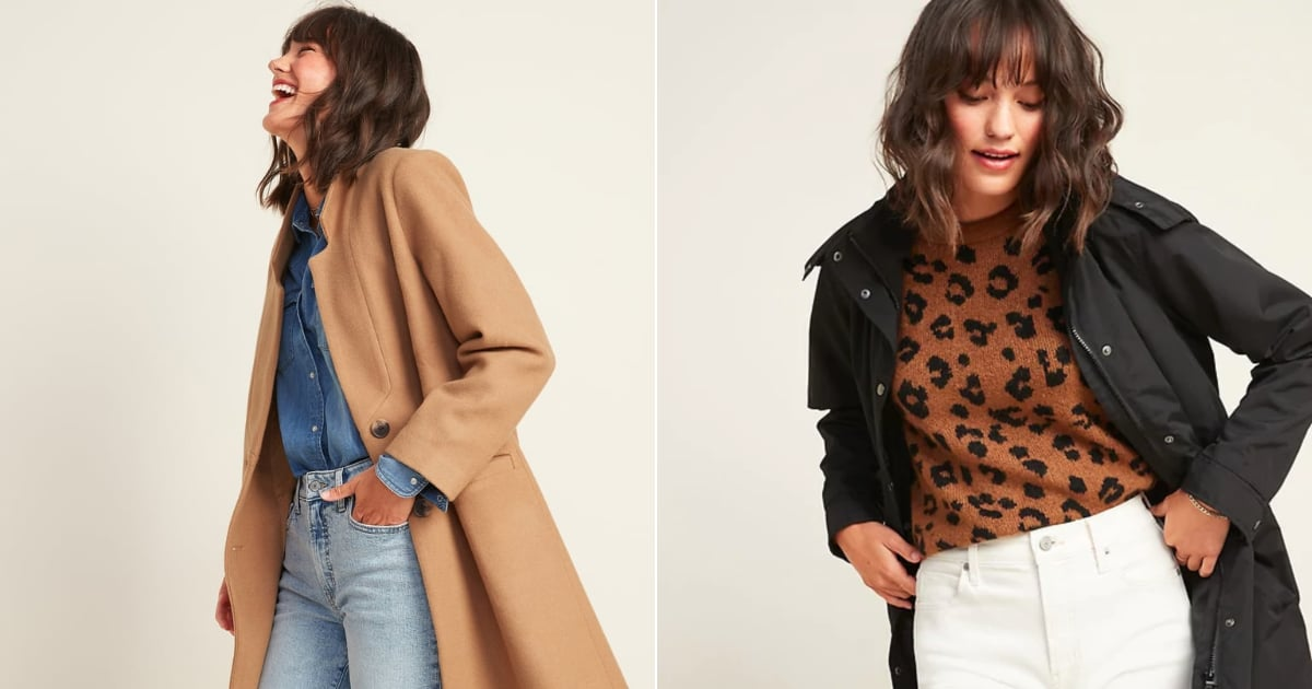 Best Fall Jackets and Coats For Women at Old Navy