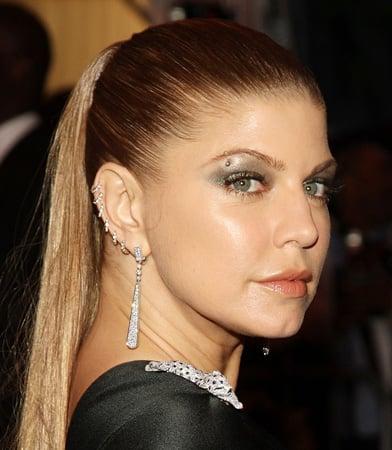 Fergie @ Costume Institute Gala