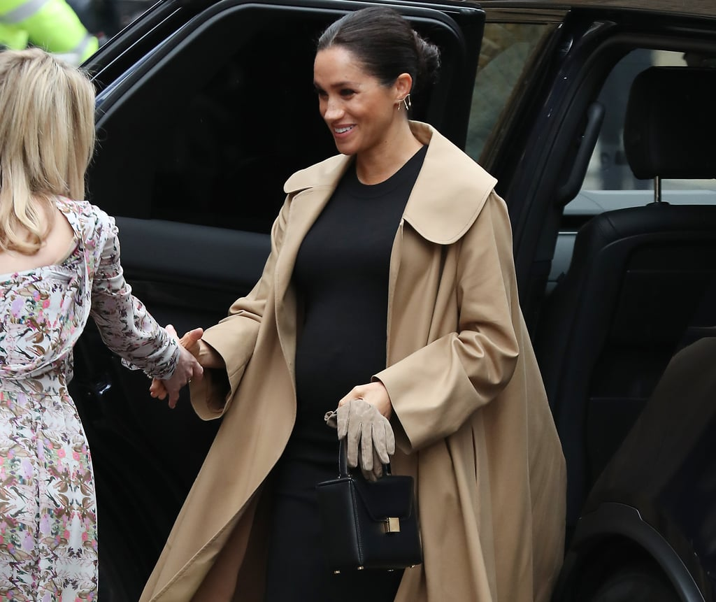 Meghan Markle's Hatch Maternity Dress Sold Out 8 Times