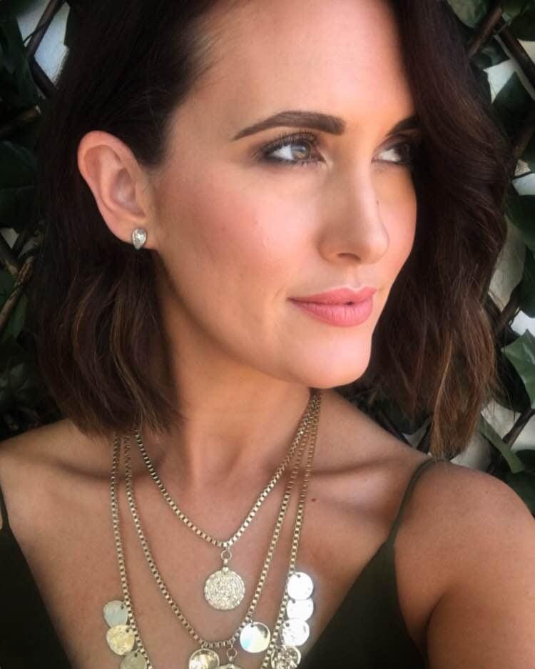 Simone Lee Brennan Married at First Sight Makeup Artist