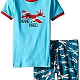 Fighter Planes Short Pajama Set