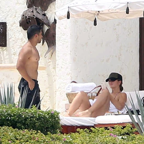 Back On? Exes Wilmer Valderrama and Minka Kelly Reunite on Trip to Cabo
