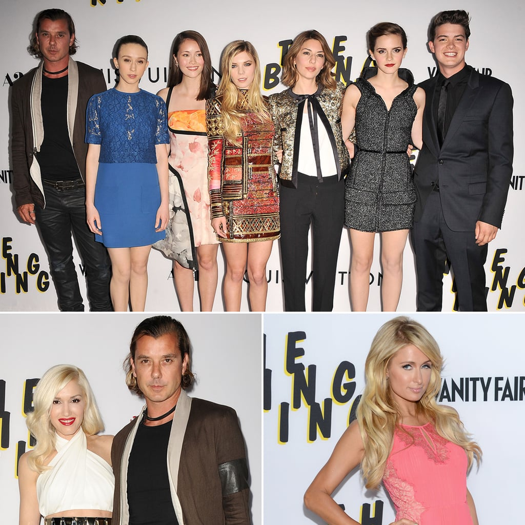 Celebrities at The Bling Ring LA Premiere | Pictures