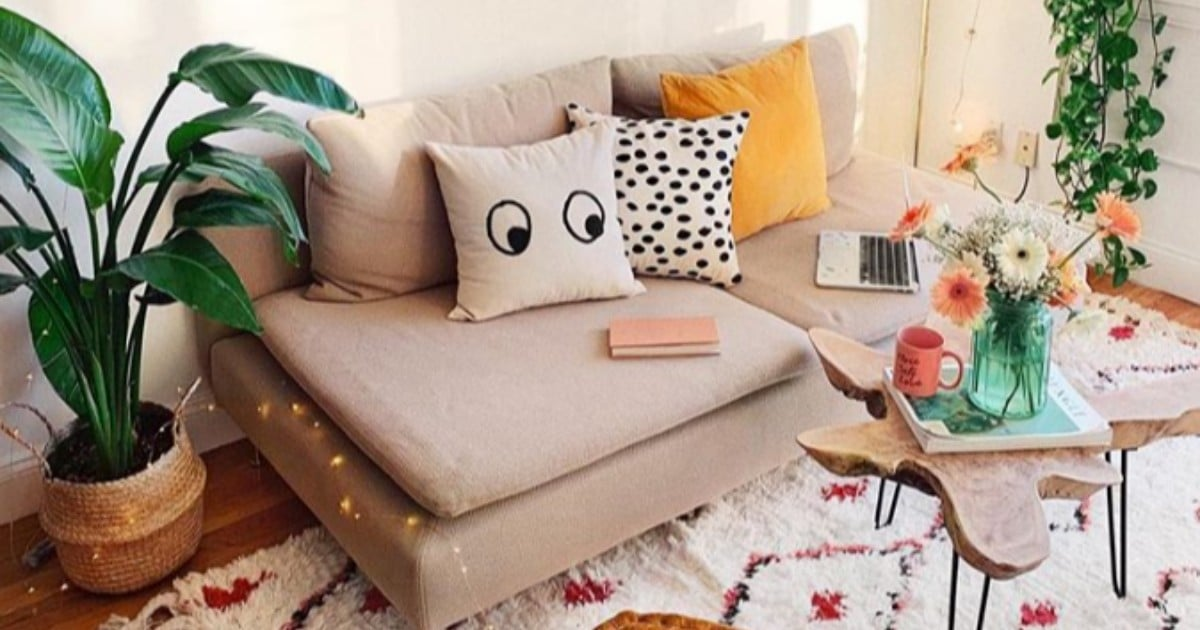Small Apartment Decor Ideas | POPSUGAR Home