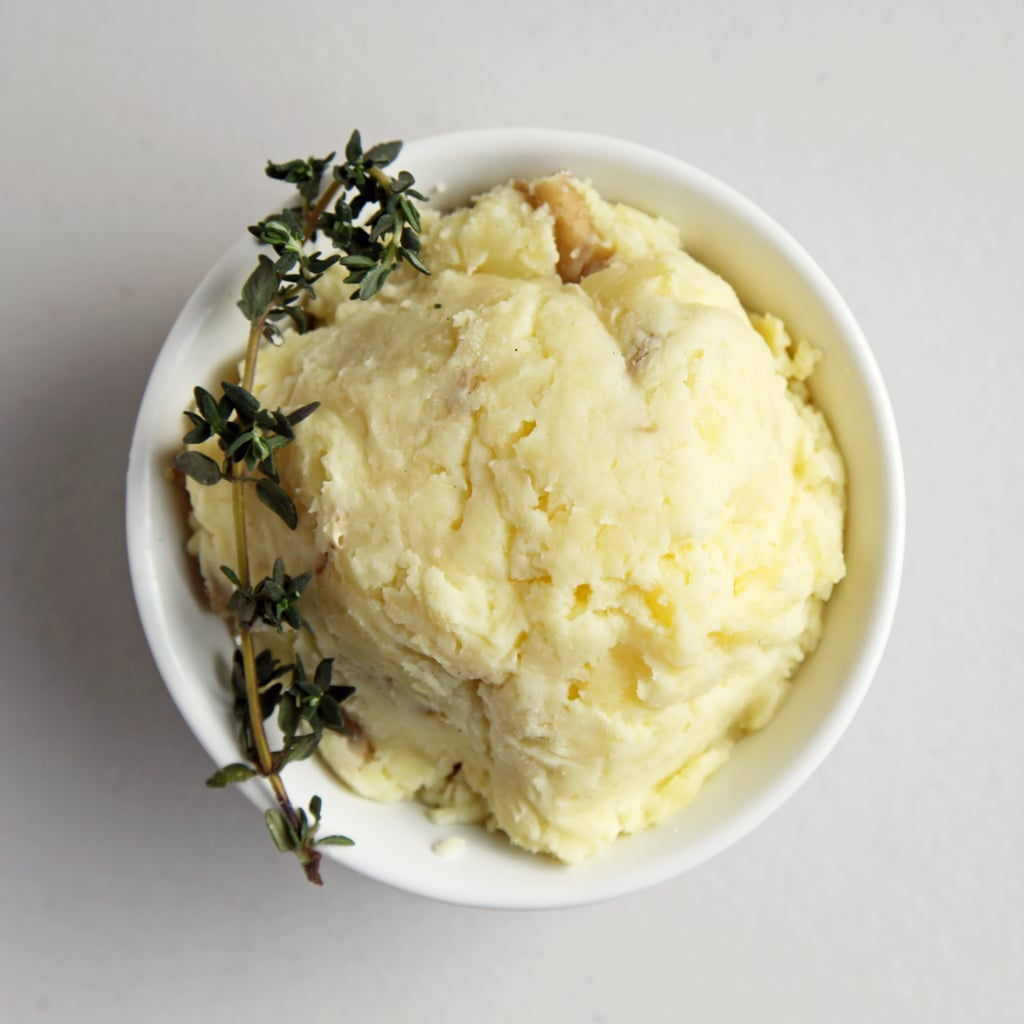 Garlic-Thyme Mashed Potatoes
