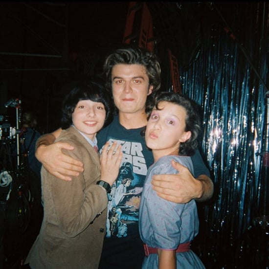 Stranger Things Cast Birthday Messages For Joe Keery