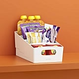 YouCopia Shelf Bin 4-Tier Pantry Packet and Snack Organizer