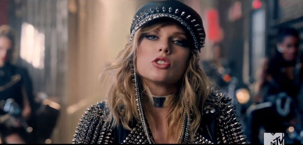 """Taylor Swift's Style in """"Look What You Made Me Do"""" Video"""