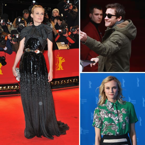 Diane Kruger and Jake Gyllenhaal Pictures at 2012 Berlin Film Festival Opening