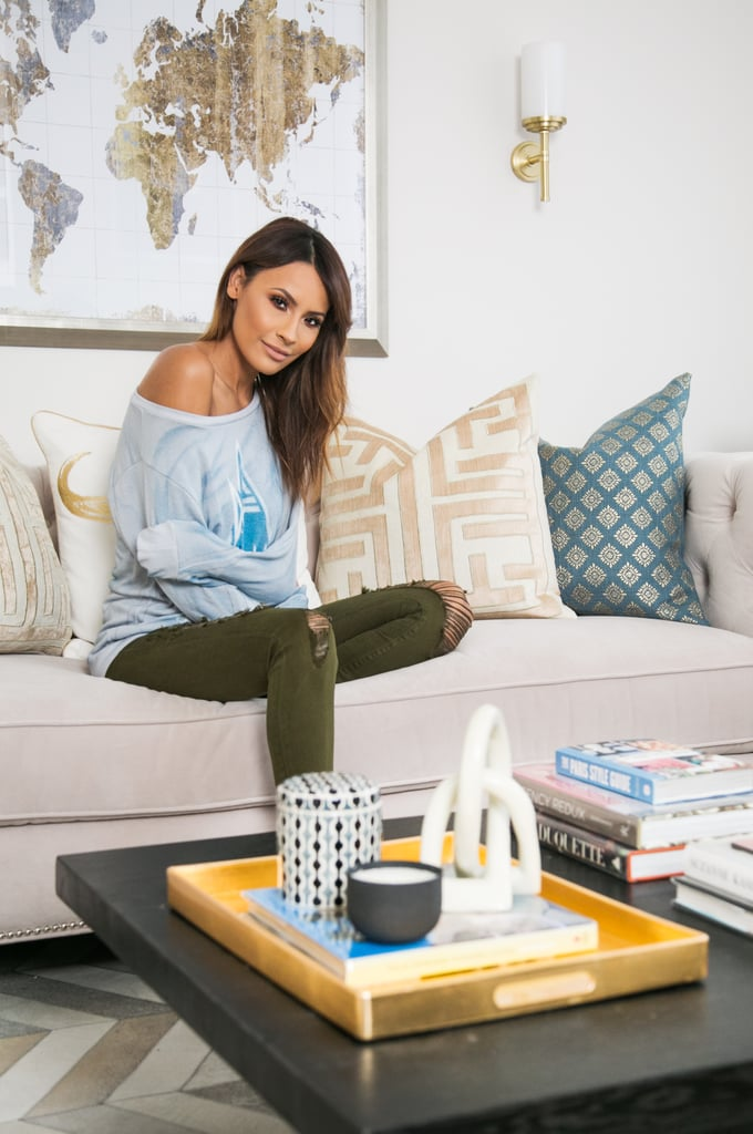 youtube star desi perkins 39 s house popsugar home