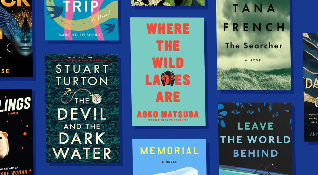 Best New Books of October 2020