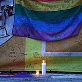Pulse Nightclub Memorial Pictures 2017