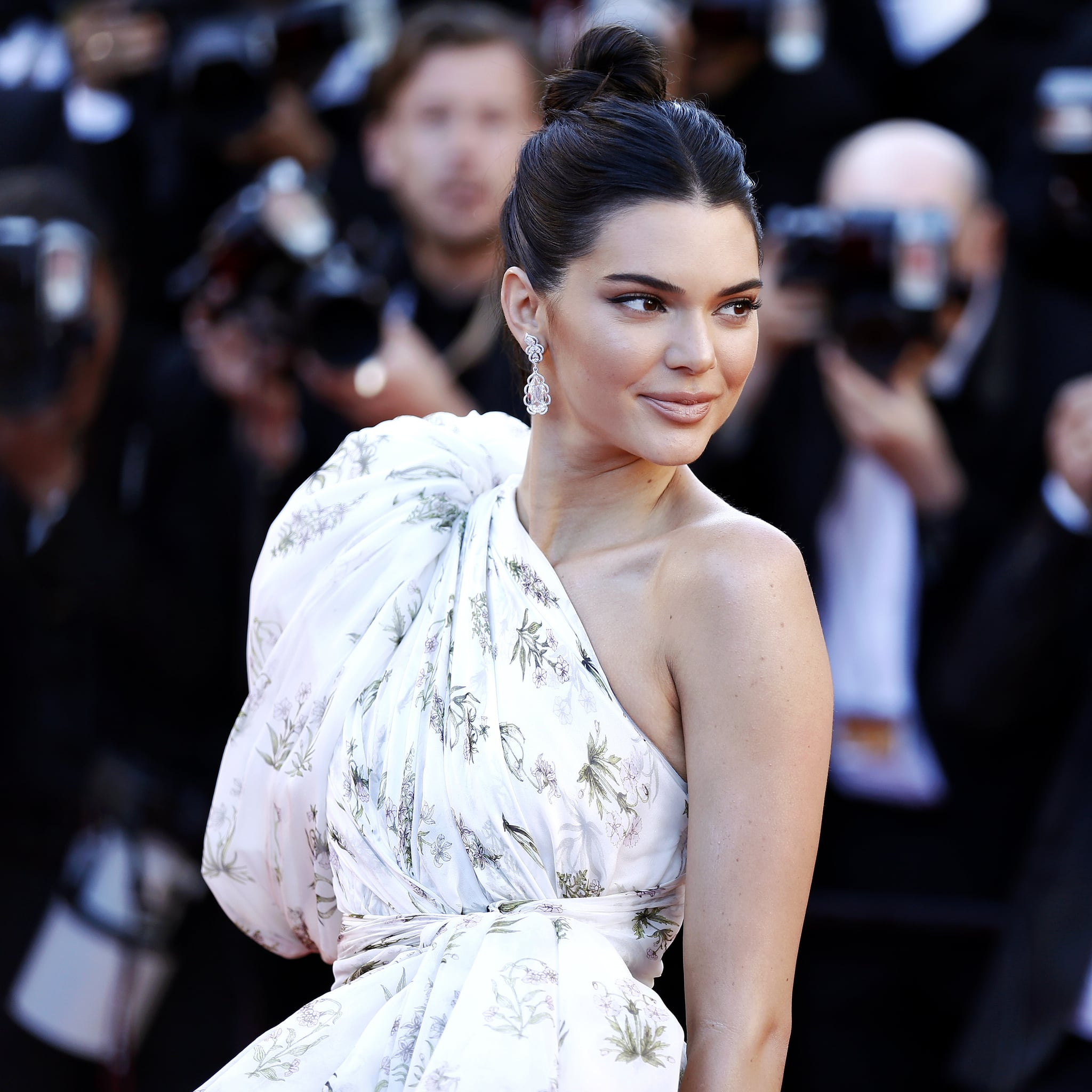 Kendall Jenner Moon Oral Care Popsugar Middle East Celebrity And