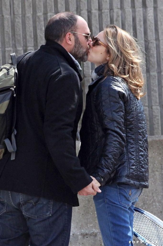 Rachel McAdams and New Boyfriend Patrick Sambrook
