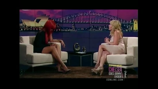 Rihanna Talks About Working With Eminem on Chelsea Lately