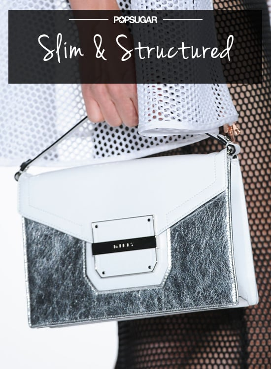 Slim and Structured Bags