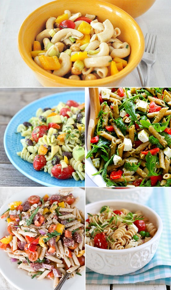21 Pool-Party Pastas the Kids Will Love!