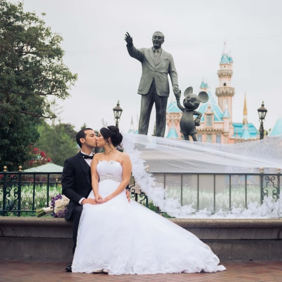 Disneyland Hotel Wedding Ideas