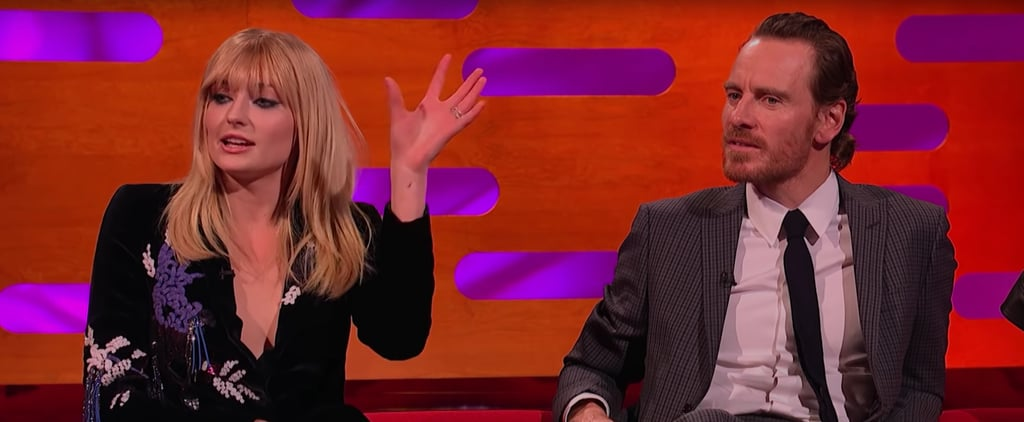 Sophie Turner Hidden Talent on the Graham Norton Show Video