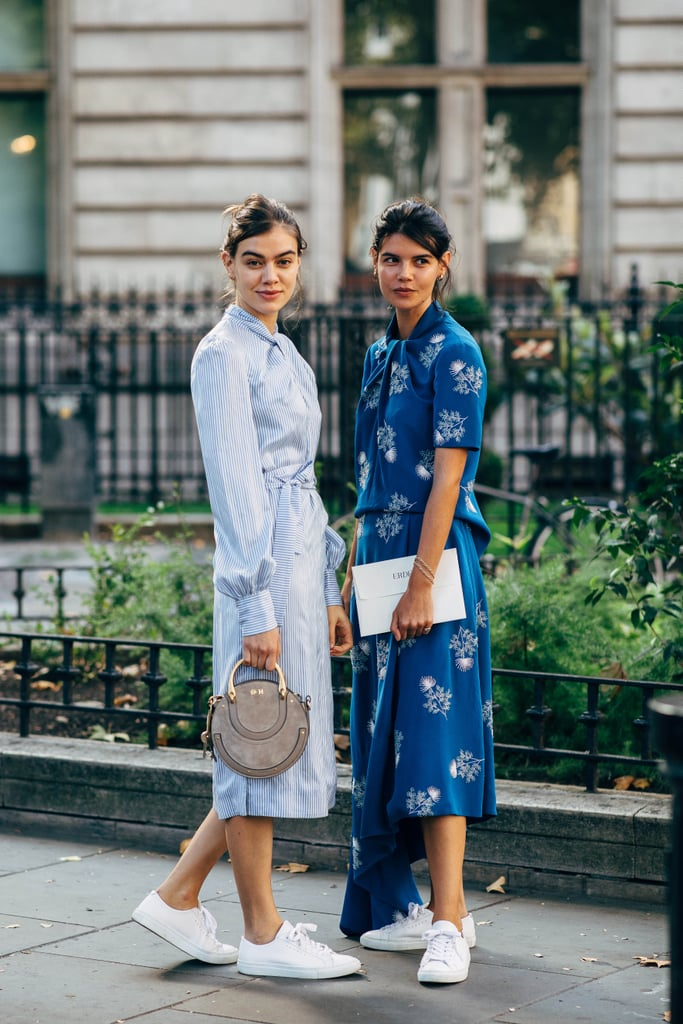 London Fashion Week Street Style Spring 2019