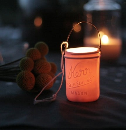 Etsy Finds: Votive Holders