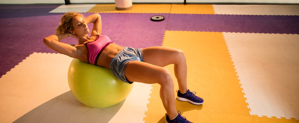 Ab Moves With Exercise Ball