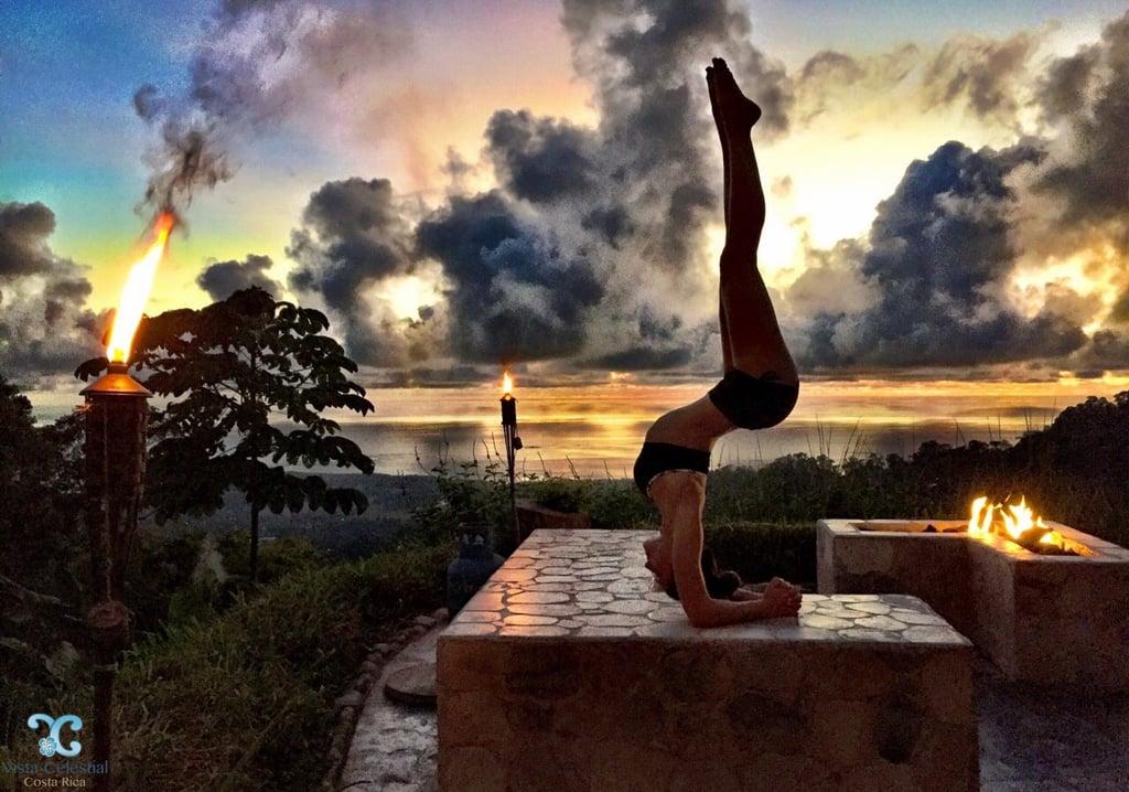Yoga Retreats at Celestial