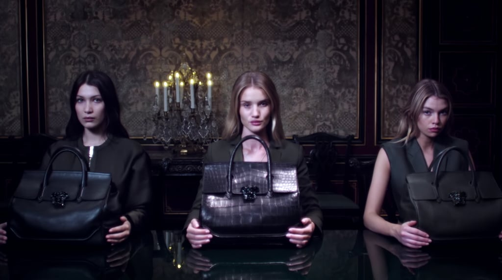 495f602568 Versace Palazzo Empire Bag Campaign