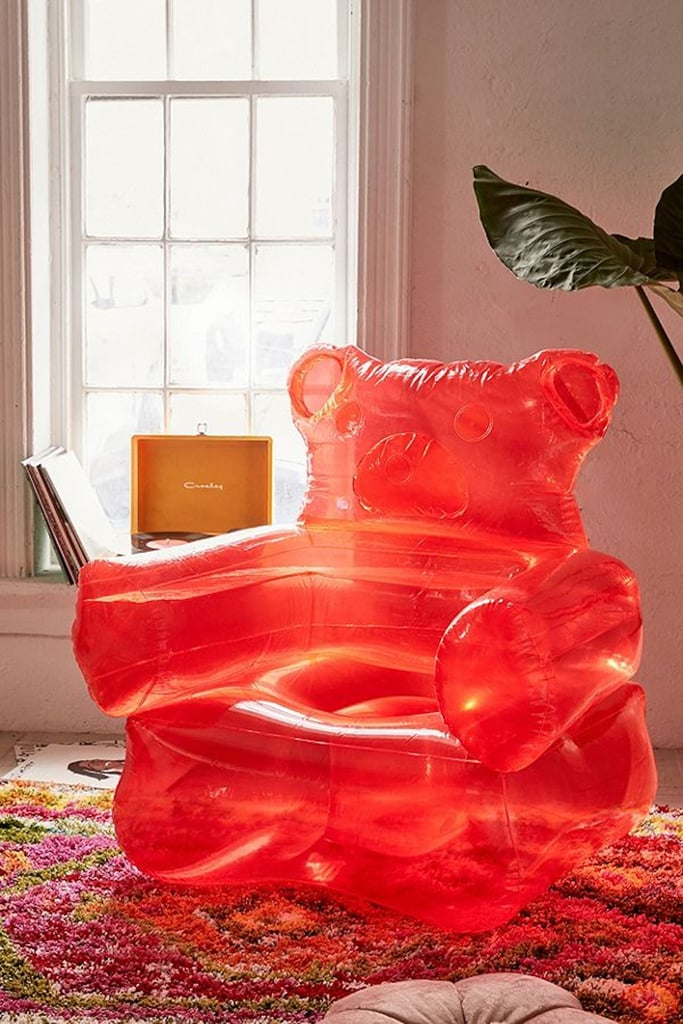 Inflatable Gummy Bear Chair From Urban Outfitters
