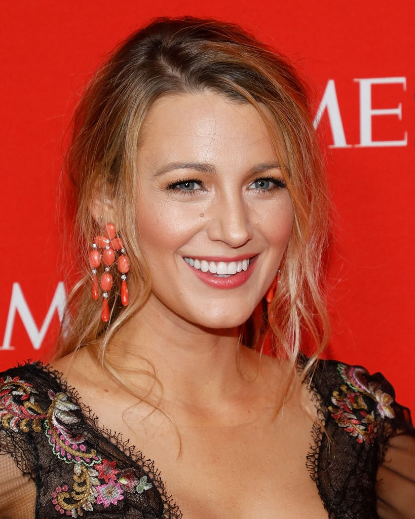 Blake Lively Hair Color Trend Popsugar Beauty