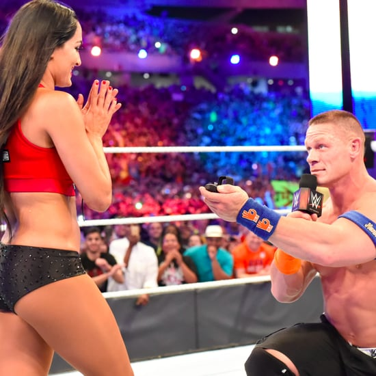Nikki Bella Engagement Ring Pictures