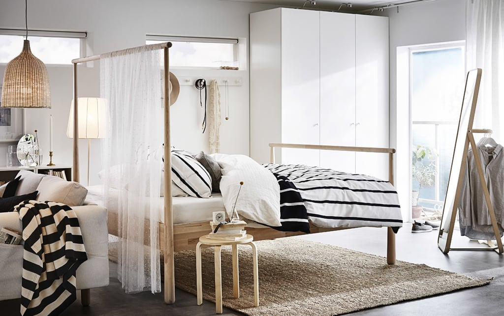 Ikea Canopy Bed Drapes