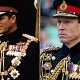 Prince Philip and Tobias Menzies