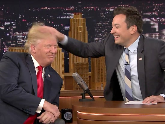 Jimmy Fallon Under Fire for Lighthearted Interview with Donald Trump