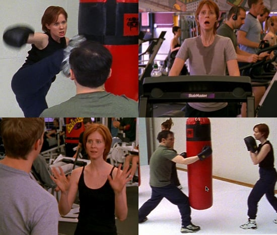 Miranda Hobbes (aka Gym Rat)