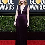 Rachel Brosnahan at the 2020 Golden Globes