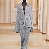 Rihanna's Exact Outfit on the Nina Ricci Runway